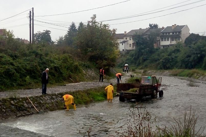 Clean Up Campain in Gjakova(2)
