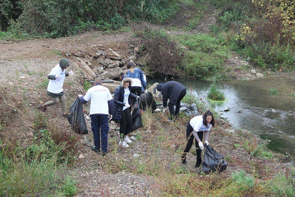 Clean Up Campain in Istog (2)