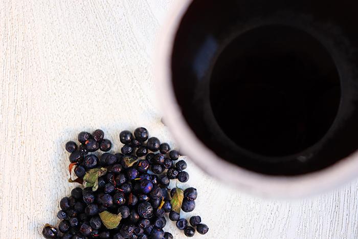Blueberry juice_Culinary Workshop Recipe