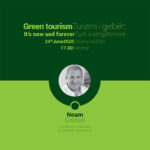Green tourism: It's now and forever