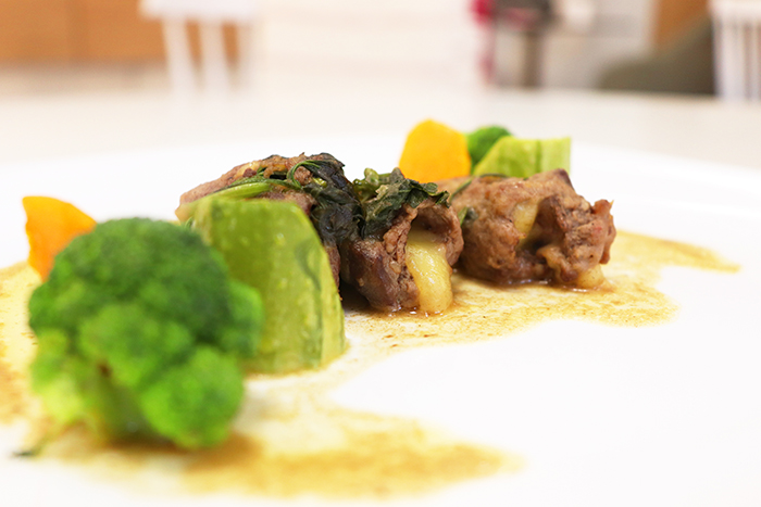 Meet cookd with vegetables_Culinary Workshop Recipe